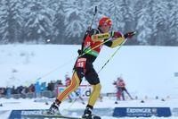 Biathlon: IBU World Cup Biathlon - Oberhof (GER) 04.01.2012 - 08.01.2012 Bild: DSV