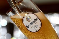 Bild: obs/Krombacher Brauerei GmbH & Co.