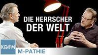 """M-PATHIE – Zu Gast heute: Bernhard Kegel – """"Die Herrscher der Welt"""""""