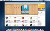 Screenshot of OS X Mountain Lion