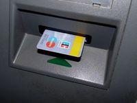 Geldautomat: Daten werden oft ausspioniert.
