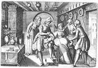 Abtreibungen von ungeborenen Menschen hat seit dem Patriarchat eine durchgehende Tradition (Symbolbild)