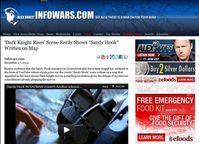 "Screenshot von ""infowars.com"""