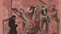 Der Verfolgungswahn gegenüber Andersdenkender hatte in der Geschichte schon oft zu großem Leid geführt (Symbolbild)