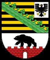 Wappen von Sachsen-Anhalt