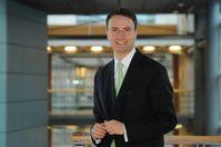 Mark Hauptmann im Deutschen Bundestag
