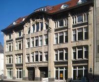 Sitz der Psychotherapeuten-kammer in Berlin