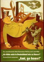 Amerika ist für seine Besatzungspolitik bis zum heutigen Zeitpunkt in der Kritik (Symbolbild)