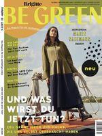 """Cover BRIGITTE Be Green_EVT: 11.11.2020_Ausgabe 02_2020 /  Bild: """"obs/Gruner+Jahr, BRIGITTE BE GREEN"""""""