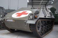 Schützenpanzer (kurz) / Krankenkraftwagen gepanzert (KrKwGep)