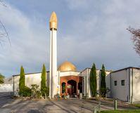 Moschee von Canterbury, Christchurc
