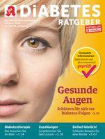 """Titelcover Diabetes Ratgeber 10/2020.  Bild: """"obs/Wort & Bild Verlag - Gesundheitsmeldungen"""""""