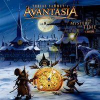 """Cover von """"The Mystery Of Time"""""""