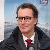 Hendrik Wüst (2017), Archivbild