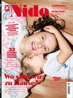 """Cover Nido 01/2016. Bild: """"obs/Gruner+Jahr, Nido"""""""