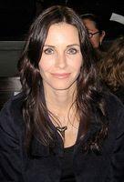 Courteney Cox bei der New York Fashion Week 2009