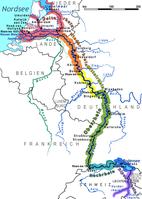 Rhein und Rheintal