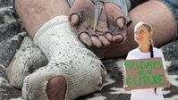 Bild: Thunberg: Imago; Armut: Pixabay; Collage: Wochenblick/Eigenes Werk