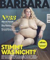 "Cover BARBARA Nr. 33 EVT 31.01.2019 /Bild: ""obs/Gruner+Jahr, BARBARA"""