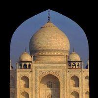 Indisches Bauwerk: Auch Foto-Apps nutzen Daten. Bild: Rosel Eckstein/pixelio.de