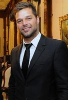 Ricky Martin (eigentlicher Name: Enrique José Martín Morales) Bild: www.presidencia.gov.ar / wikipedia.org