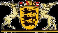 Wappen von Baden Württemberg
