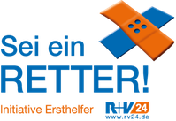 R+V24-Initiative Ersthelfer: Sei ein Retter!