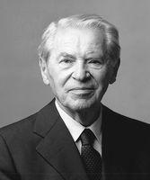 Prof. Dr. h.c. Werner Otto Bild: Werner-Otto-Stiftung