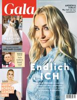 Cover GALA 42/2021 (EVT: 14. Oktober 2021) /  Bild: GALA, Gruner + Jahr Fotograf: Gruner+Jahr, Gala