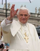 Papst Benedikt XVI. Bild: Tadeusz Górny / de.wikipedia.org