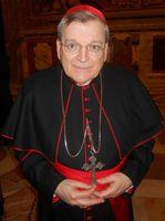 Raymond Leo Kardinal Burke (2014)