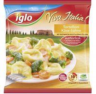 """iglo ruft """"Viva Italia Tortelloni Käse-Sahne"""" zurück. Bild:: """"obs/iglo"""""""