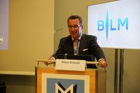 Klaus Schunk (Geschäftsführer Radio Regenbogen, Vorsitzender des Fachbereichs Radio und Audiodienste im VPRT). Bild: Tim Steinhauer