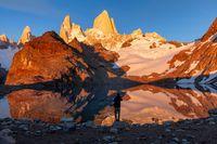 Südargentinien ist ein Paradies für Kälteliebhaber.  Bild: Visit Argentina Fotograf: Visit Argentina
