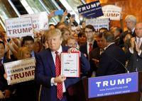 Präsidentschaftswahlkampf 2015/16