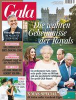 "GALA Cover 49/2020 (EVT: 26. November 2020) /  Bild: ""obs/Gruner+Jahr, Gala"""