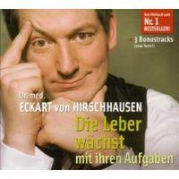 Die Leber wächst mit ihren Aufgaben (Audio CD) von Eckart von Hirschhausen