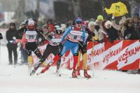 Langlauf: FIS World Cup Langlauf, Moskau (RUS) 01.02.2012 - 02.02.2012 Bild: DSV