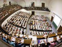 Auditorium Maximum der LMU: Kaderschmiede für DAX-Vorstände.