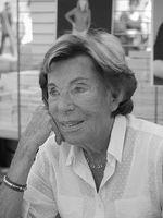 Benoîte Groult Bild: Esby (talk) - Eigenes Werk, CC BY-SA 3.0, https://commons.wikimedia.org/w/index.php?curid=10539647