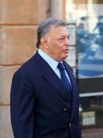 Zubin Mehta im Jahr 2007.