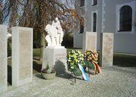 Kriegerdenkmal für die Gefallenen der beiden Weltkriege