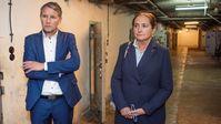 Björn Höcke und Corinna Herold (2020)