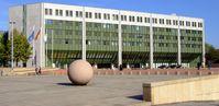 Bundesumweltministerium: Eingangsbereich zum Hauptsitz in Bonn (2006)