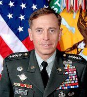 US-General David Patraeus