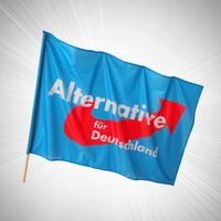 AfD Flagge