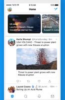 Neuer Feed: Twitter will Usern mehr News anzeigen.