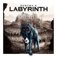 Kontra K - Labyrinth Albumcover