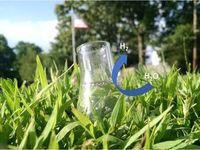 Aus Wasser ensteht Wasserstoff (Bild: A. Pennington, newbrunswick.rutgers.edu)