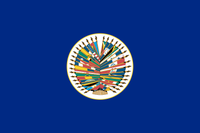 Flagge der IACHR